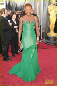 Viola Davis at the 84th Annual Academy Awards